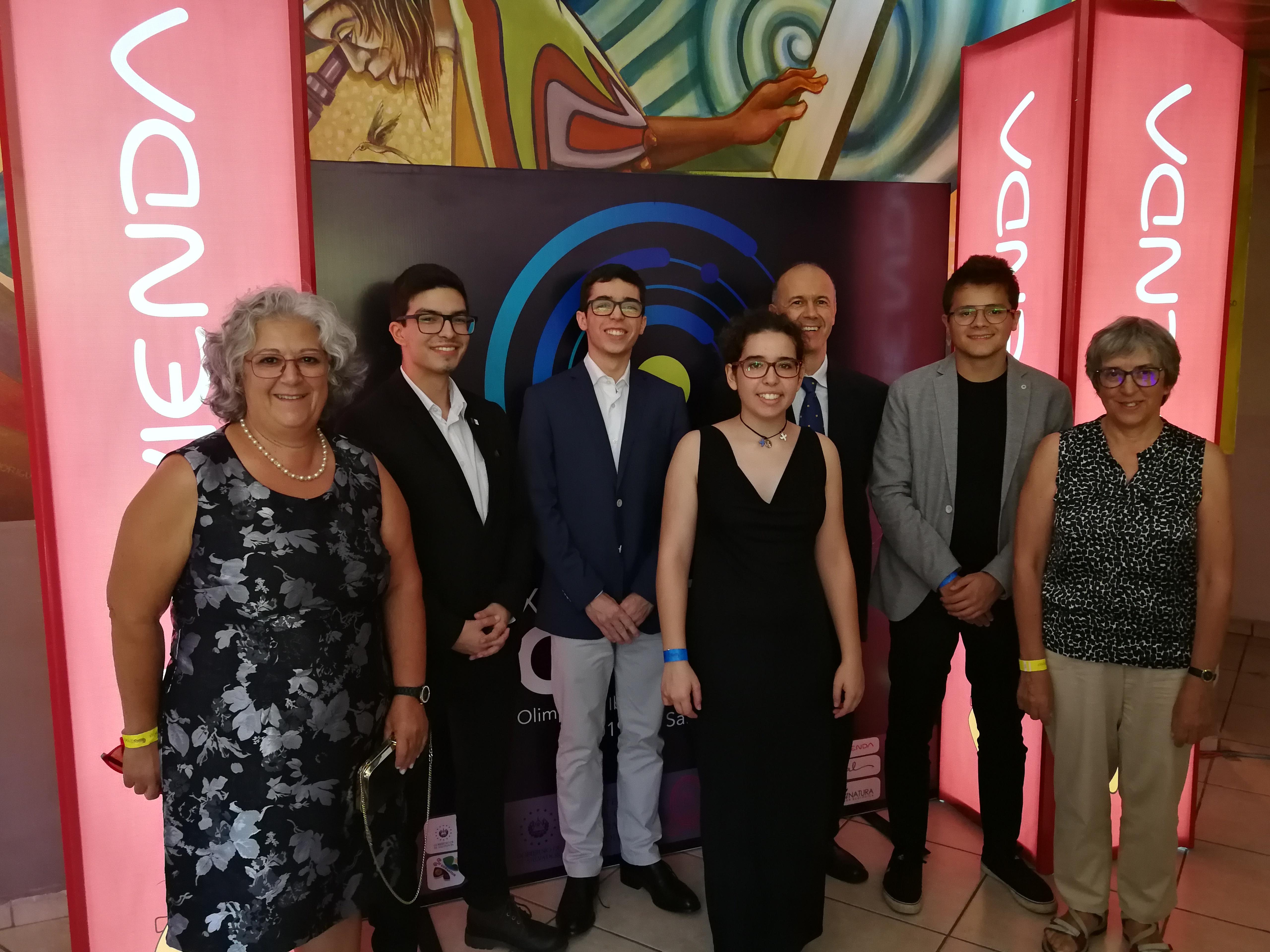 Delegação portuguesa 1
