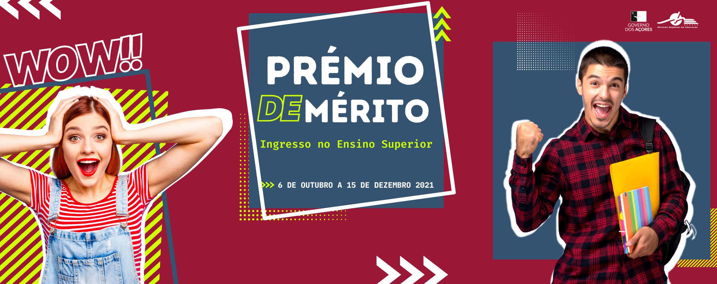 Prémio De Mérito / Banner
